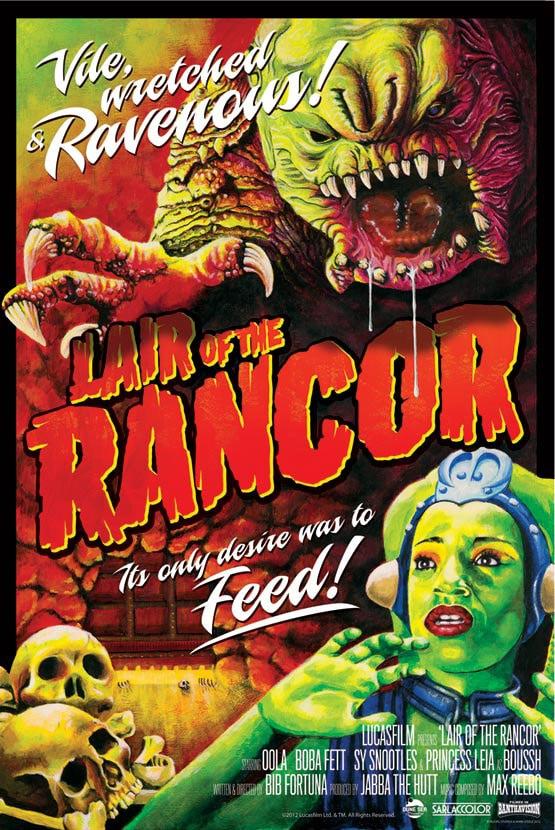 Liar of the Rancor Poster