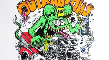 Ed Big Daddy Roth Limited Prints