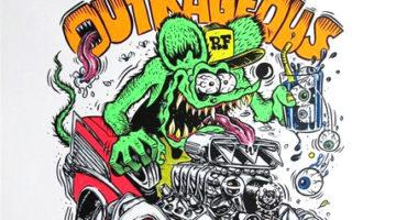 Ed 'Big Daddy' Roth Limited Prints