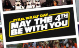 May the 4th Be With You – It's Star Wars Day