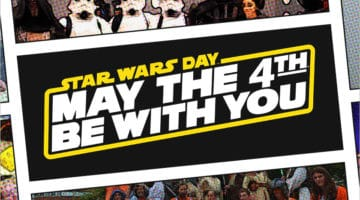 Official Star Wars Day