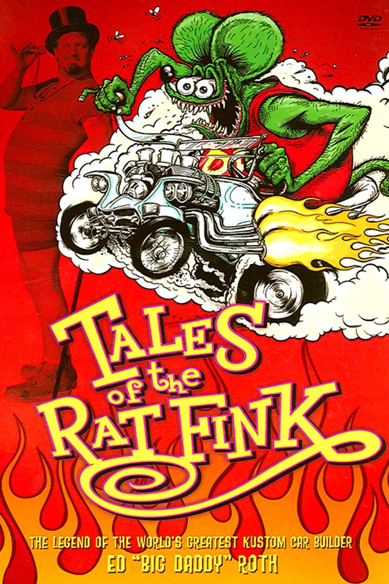 Tales of the Rat Fink Documentary
