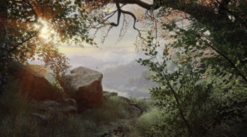 The Vanishing of Ethan Carter Art Prints