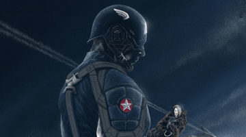 Captain America: The First Avenger Prints From Marko Manev