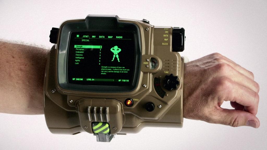 Fallout 4 Real Pip-Boy