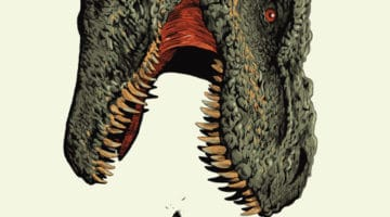 When Dinosaurs Ruled the Earth – Jurassic Park Prints