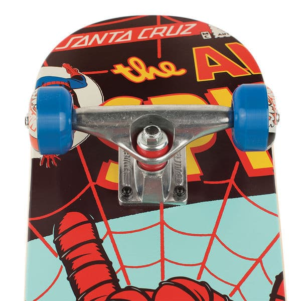 Spiderman Skateboard Nose