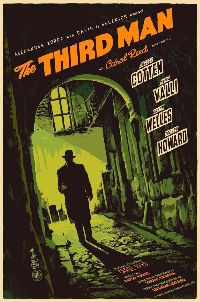 The Third Man Movie Poster