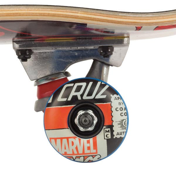 Santa Cruz and Marvel Comics Skate Wheels
