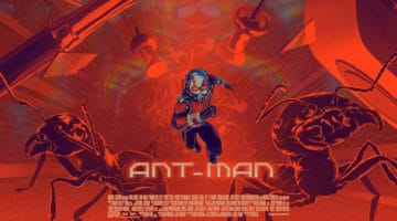 Marvel's Ant-Man Movie Poster
