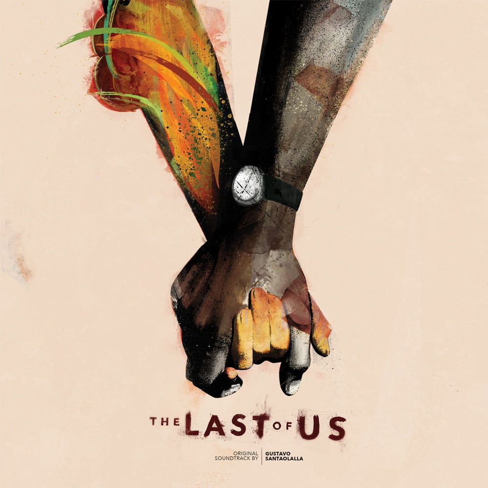 The Last of Us Soundtrack Cover Art