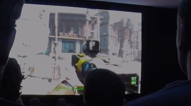 Leaked Fallout 4 Gameplay From Gamescom