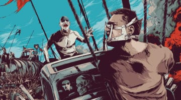 Mad Max: Fury Road Mondo Prints