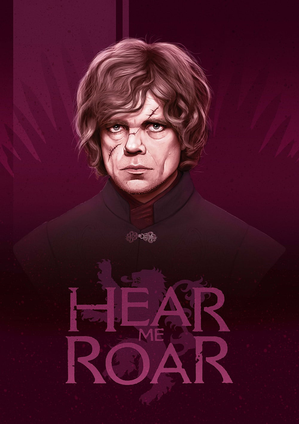 Tyrion Game of Thrones Print