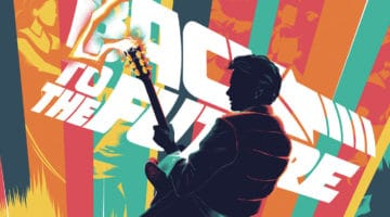 Back to the Future Soundtrack LP Set