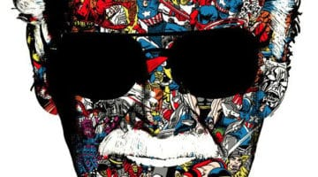 Stan Lee Man of Many Faces Prints by Raid71