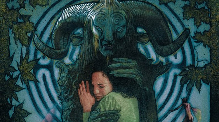 Pan's Labyrinth Print By Drew Struzan